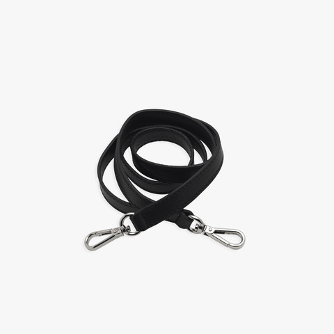 AMY STRAP - BLACK CALF
