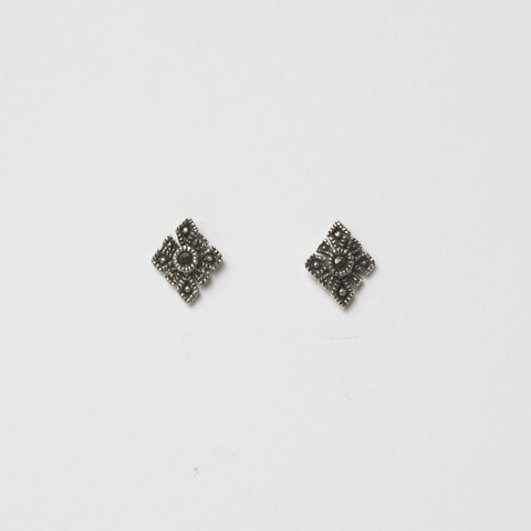 HARLEQUIN EAR STUDS