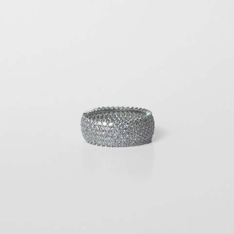 LARGE ETERNITY RING
